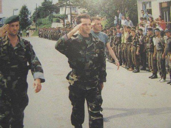 Krajiški vitezovi: 26. godina od osnivanja 505. bužimske brigade
