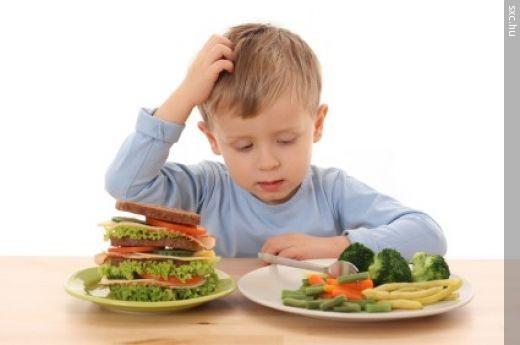 Kako motivisati djecu da jedu zdravu hranu?