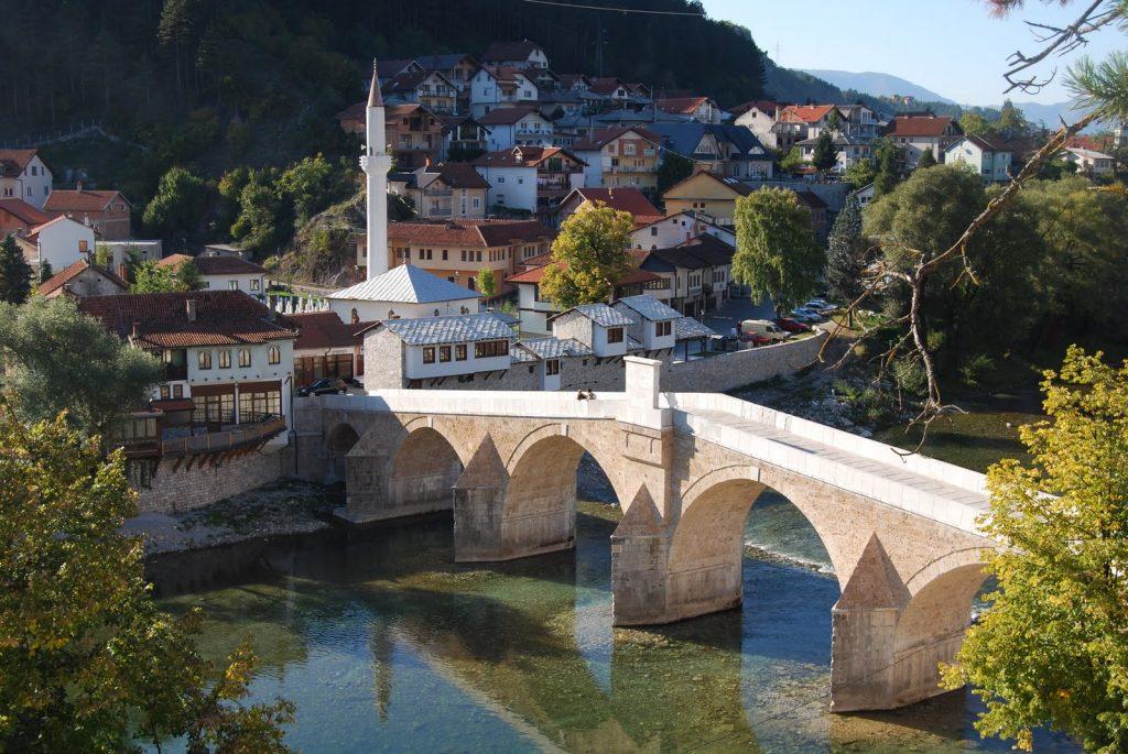 Konjic – čaršija na razmeđu Bosne i Hercegovine