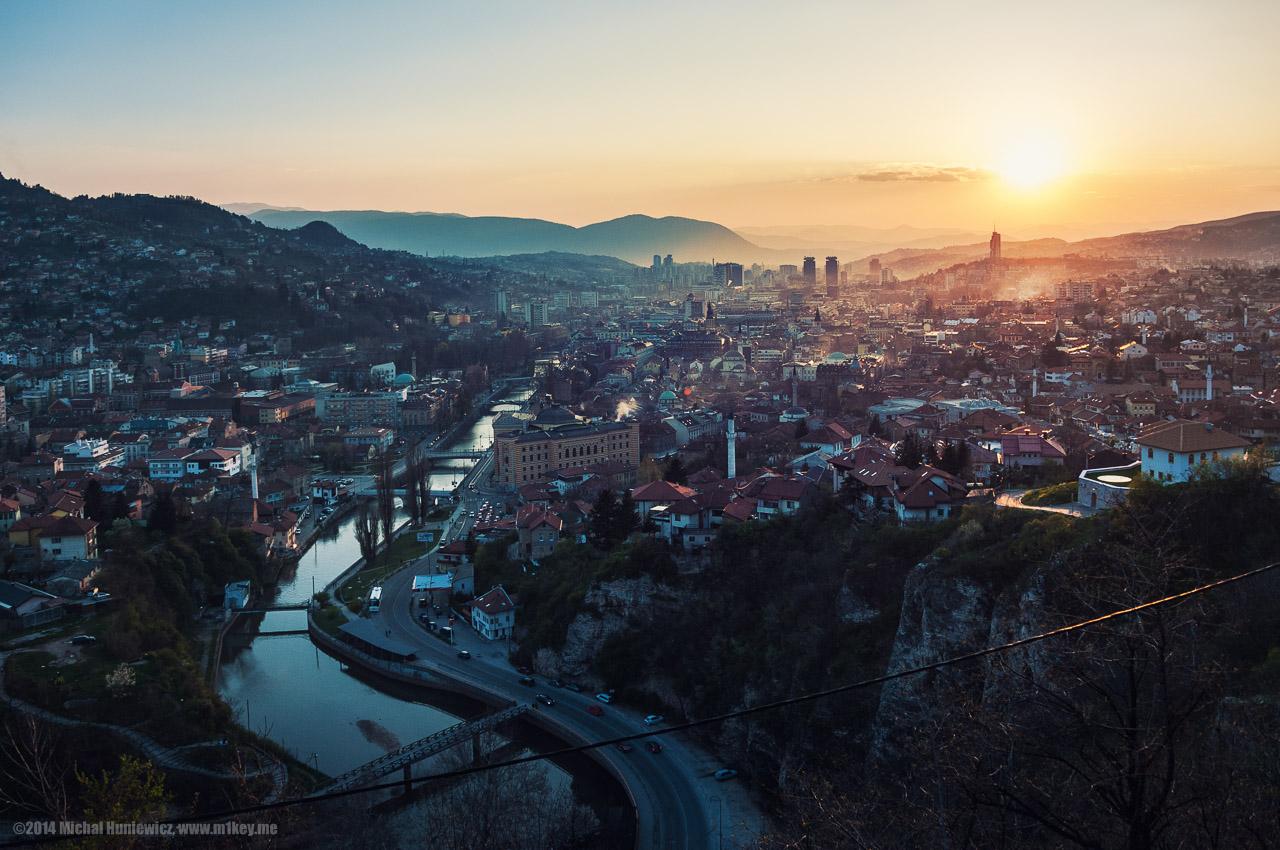 Sarajevo: Grad izgrađen po islamsko-orijentalnom obrascu