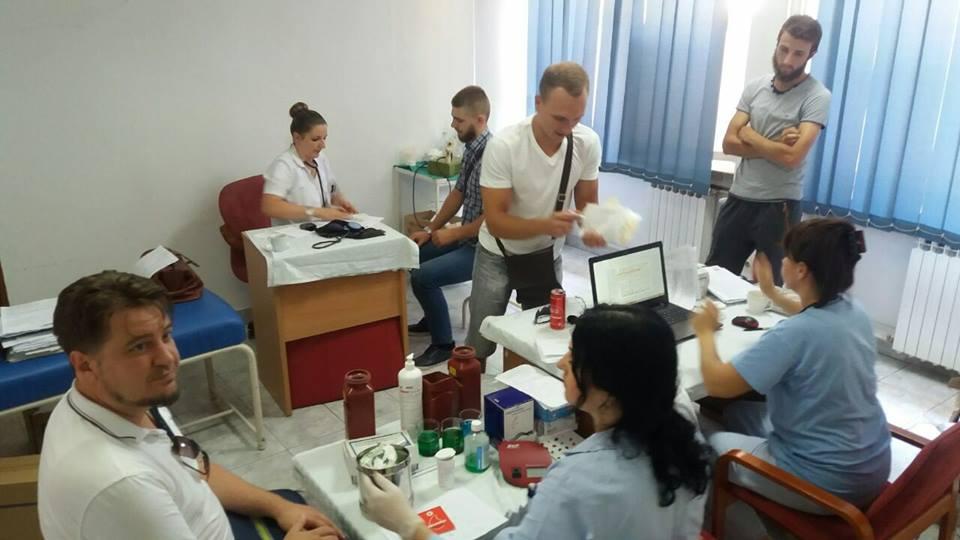 Udruženje Izvor Selsebil: 44 građana Živinica darivalo krv
