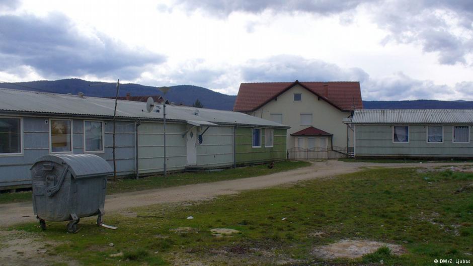 Ključ: Samir Musić 20 godina nakon rata sa porodicom živi u izbjegličkom kampu