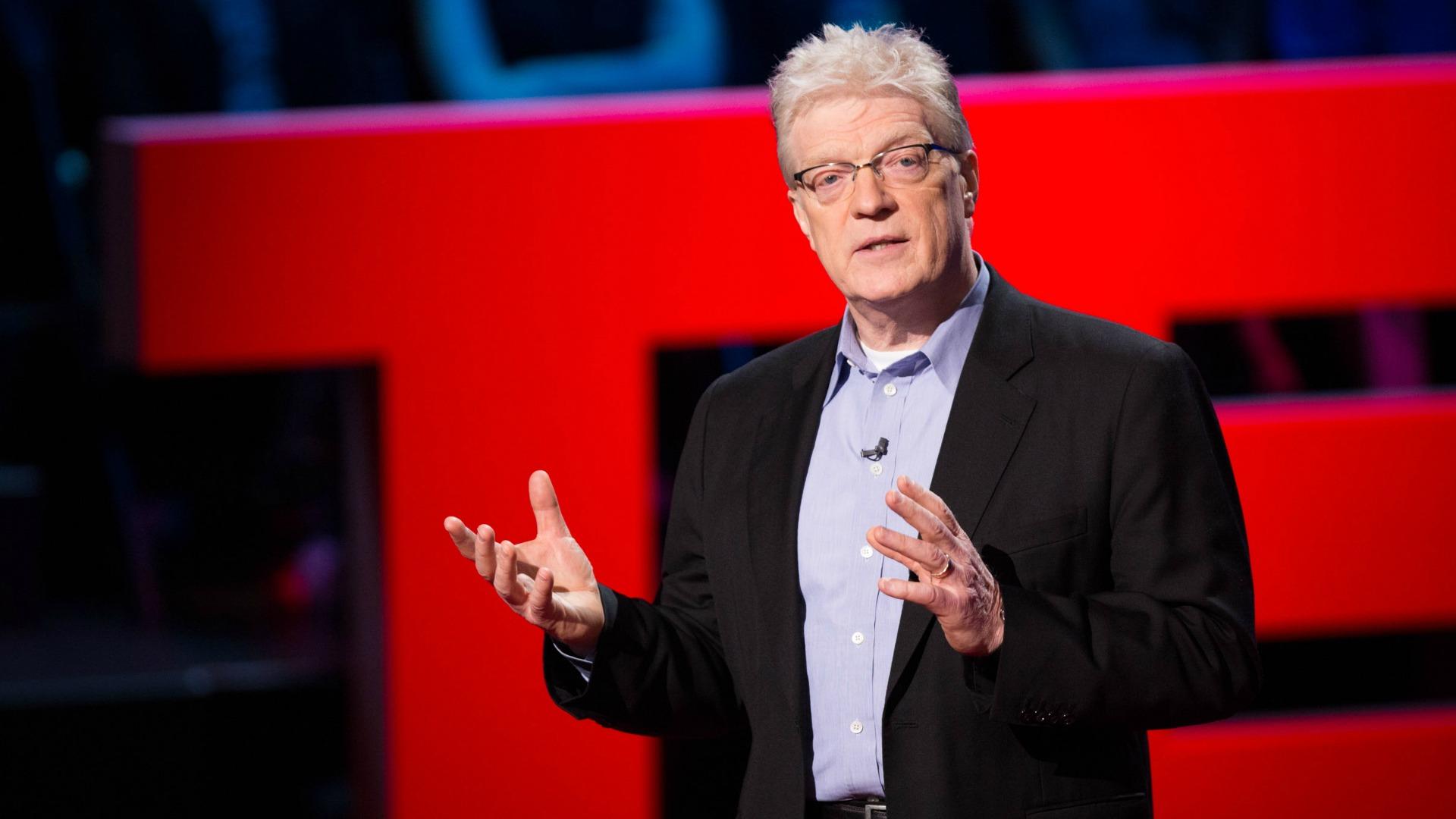 Zašto škole ubijaju kreativnost: Ken Robinson o revoluciji obrazovanja!