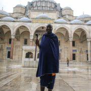 Poglavica plemena iz Tanzanije prvi put napustio pleme i doputovao u Istanbul