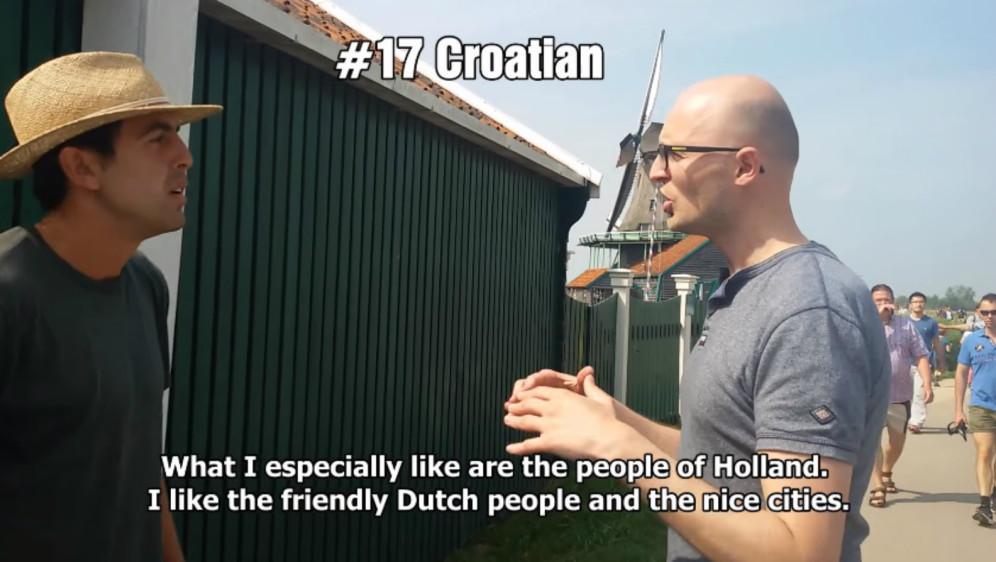 Sudar nevjerojatnih poliglota: Razgovarali su u 12 minuta na 15 jezika