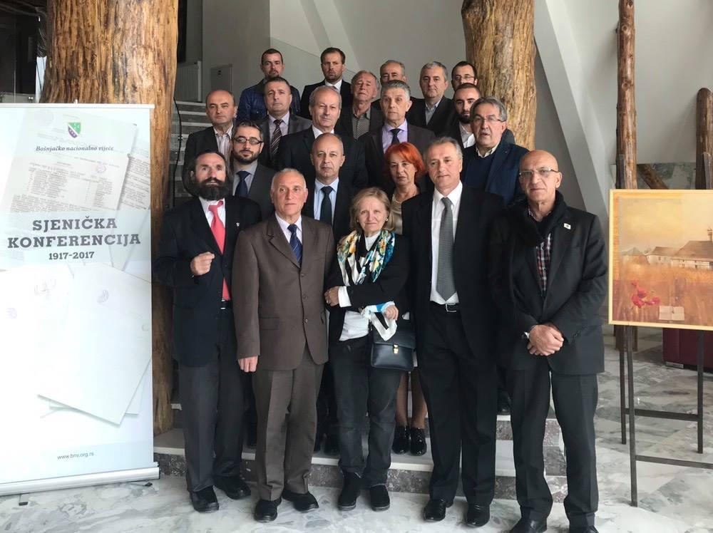 Akos.ba na Sjeničkoj konferenciji u organizaciji Bošnjačkog nacionalnog vijeća