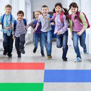 Upoznajte škola u kojoj se djeca ohrabruju da trče po hodnicima