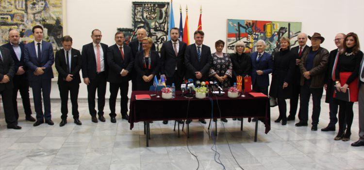 Sarajevo i Skoplje postali pobratimski gradovi