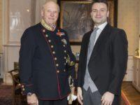 Kralj Harald V poručio ambasadoru Makareviću da je Norveška uz BiH