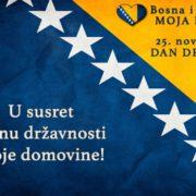 """Akos.ba u novembru: """"Bosna i Hercegovina – moja domovina"""""""