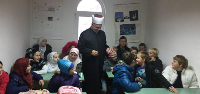 Reisu-l-ulema Kavazović posjetio MIZ Višegrad