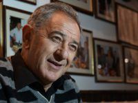 Proslavljeni igrač Galatasaraya Tarik Hodžić ide po Fatiha Terima