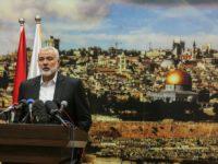 Lider Hamasa pozvao na novu palestinsku intifadu