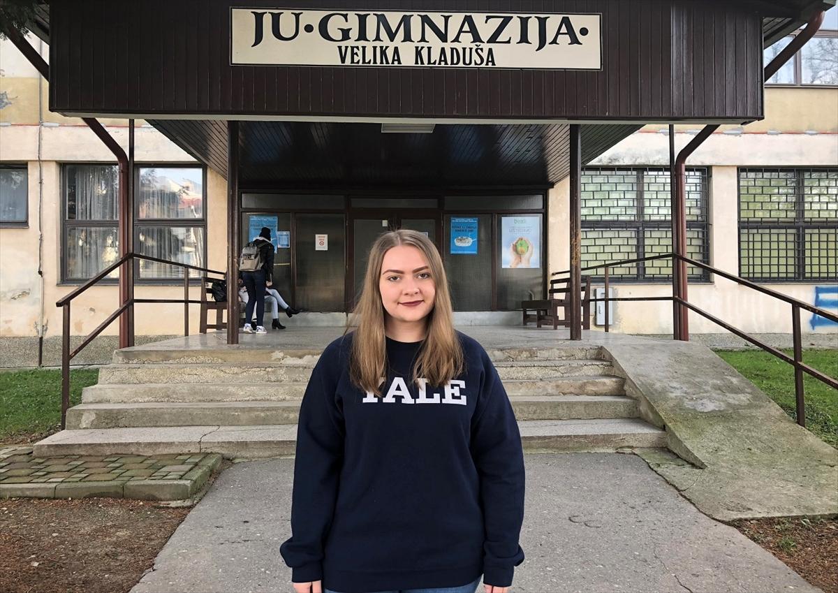 Univerzitet Yale: Hana Galijašević osvojila 14 medalja iz općeg znanja