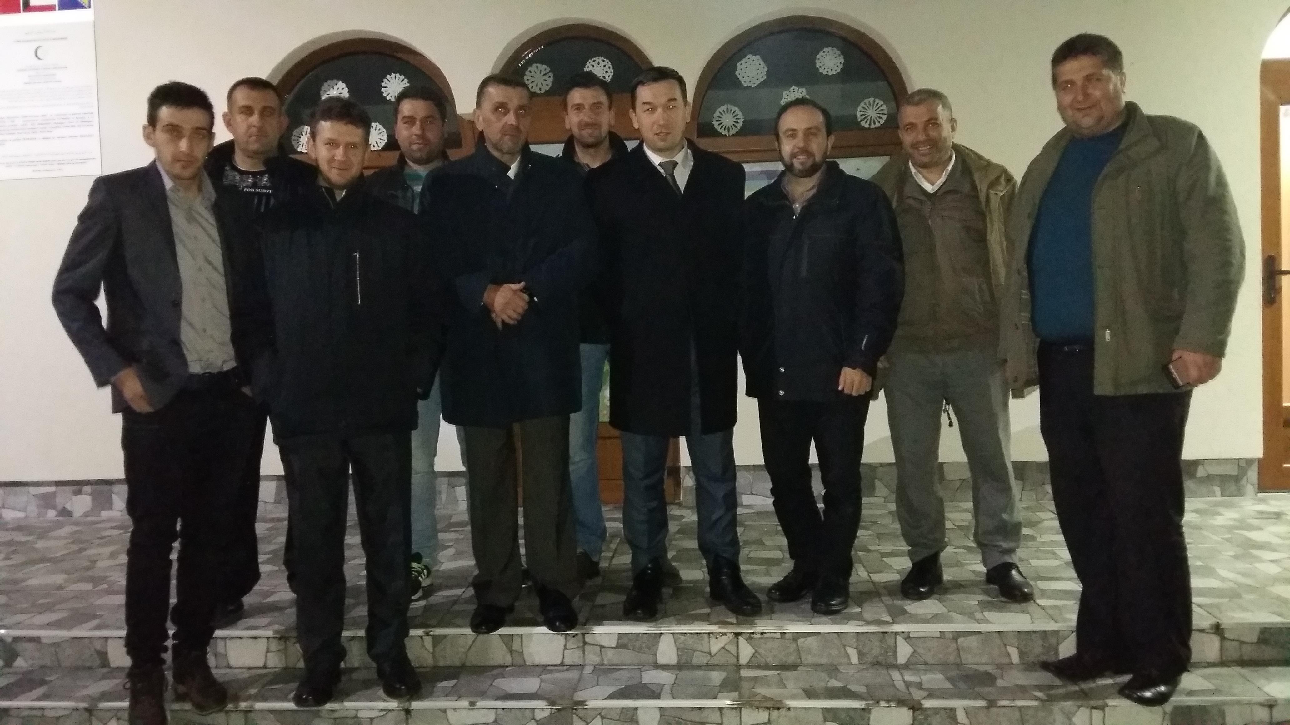 Delegacija AKOS-a posjetila Medžlis Islamske zajednice Kiseljak