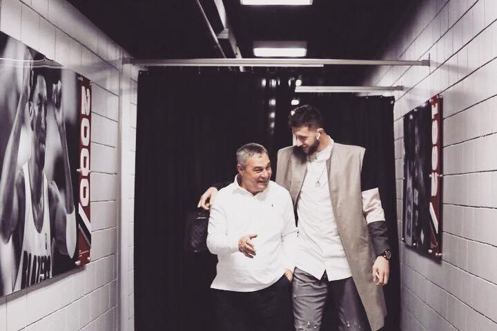 NBA Bosanac Jusuf Nurkić: Zapamtite, samo Allah daje nafaku, a ne ljudi