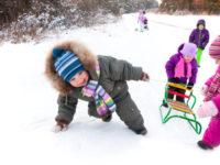Kako se pripremiti za zimovanje sa djecom?