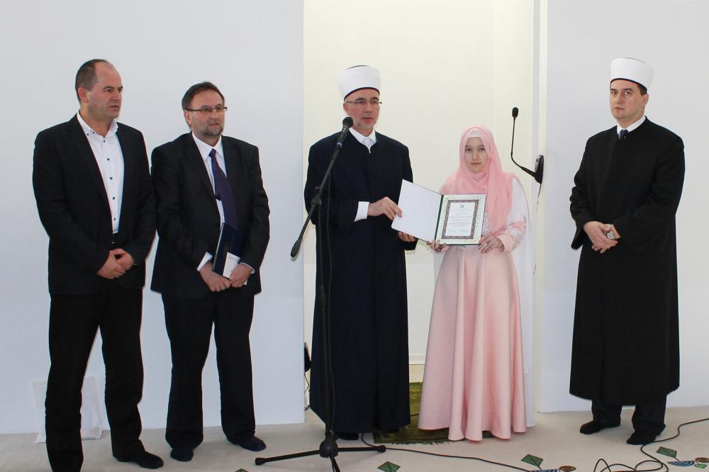 Maida Razić 57. hafiz Behram-begove medrese