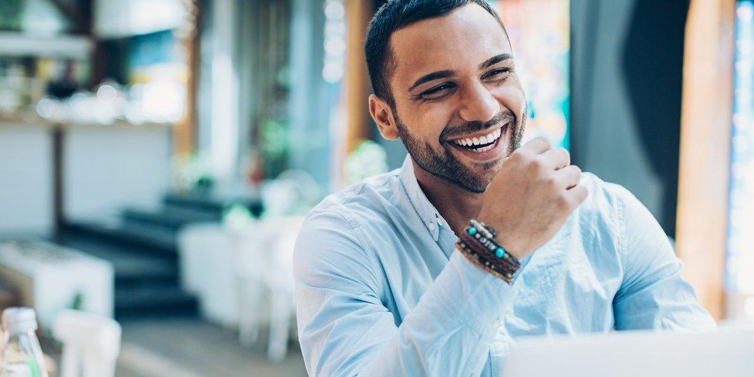 Nismo slučajno na svijetu, to što možemo drugome dati osmijeh velika je stvar!