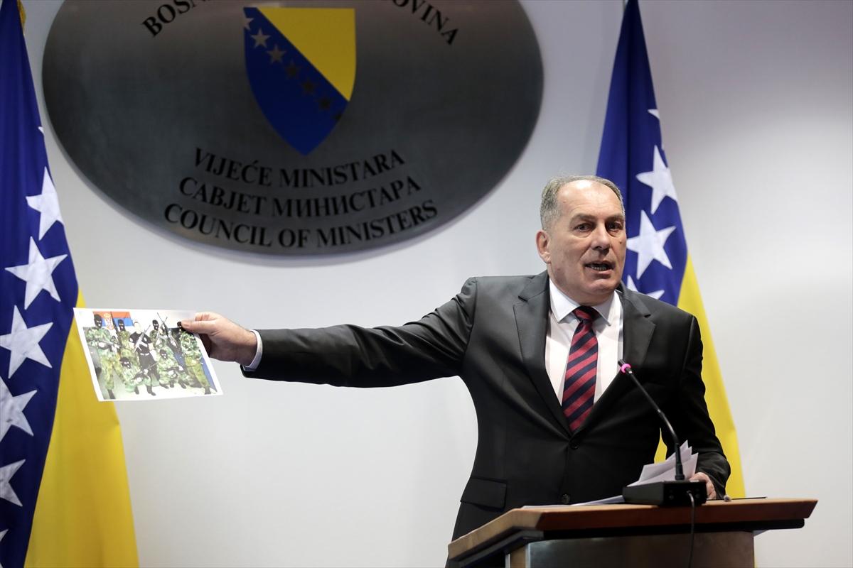"""Mektić: Udruženje """"Srbska čast"""" su paravojna formacija VIDEO"""