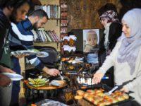 Na Baščaršiji upriličen humanitarni bazar za liječenje šestomjesečnog Arslana
