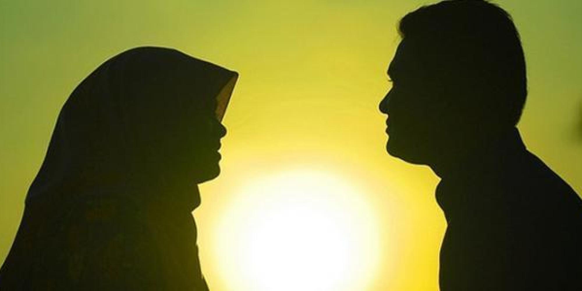 Muž i žena su stubovi porodice