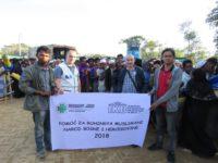 MFS-EMMAUS dostavljaju pomoć narodu Rohingya u kampovima u Bangladešu