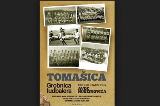 """Pogledajte film """"Tomašica- grobnica fudbalera"""" autora Avde Huseinovića"""