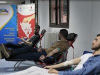 """U nastavku akcije """"Haj'mo dati krv"""" prikupljene 74 doze krvi"""
