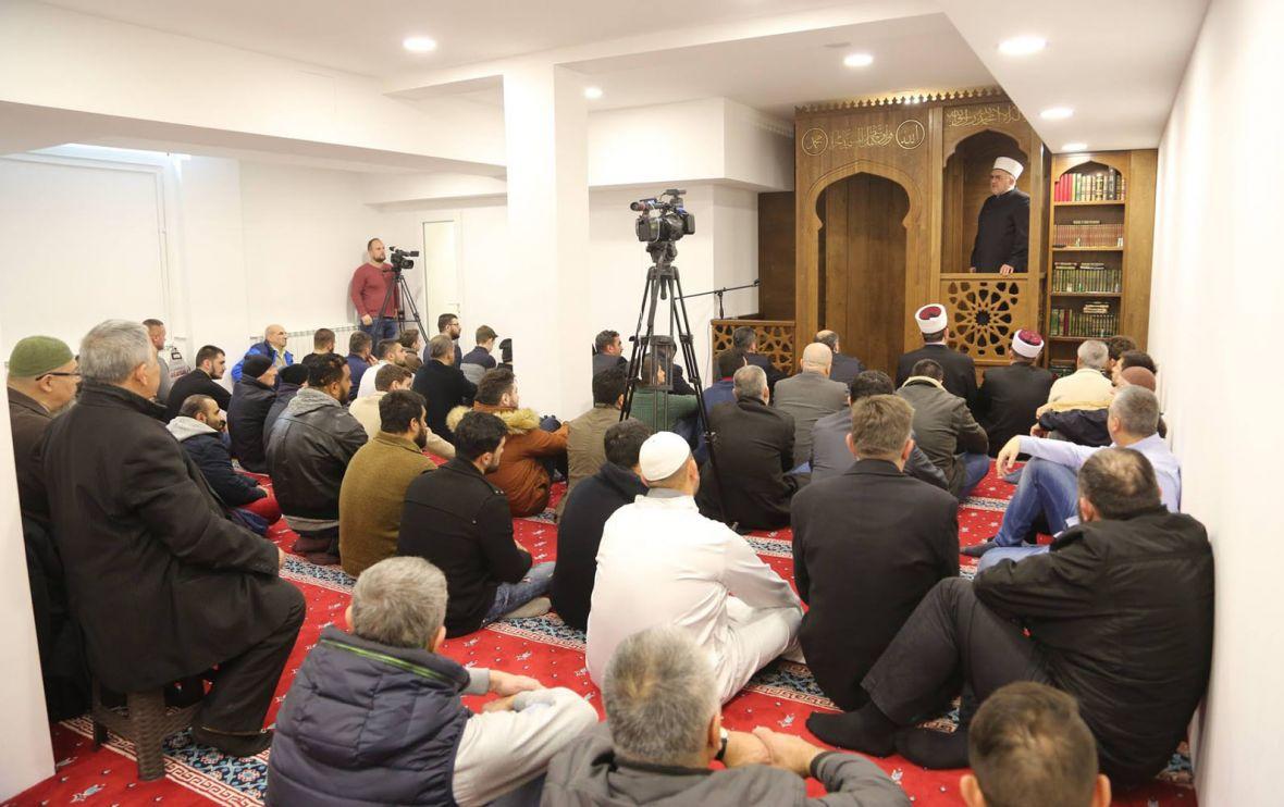 Nakon 100 godina u Beogradu otvorena nova džamija VIDEO