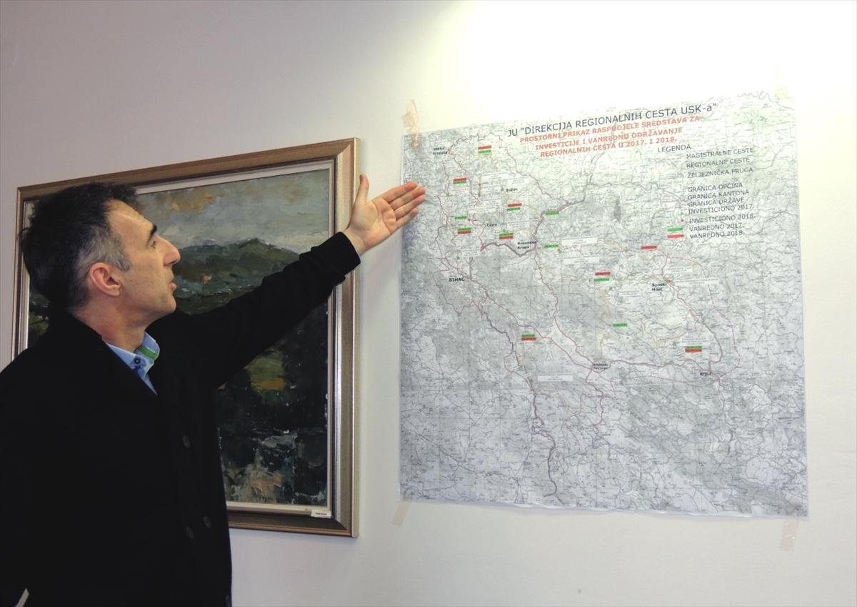 Modernizacija cesta u FBiH: Unsko-sanski kanton zastupljen sa 21,4 % sredstava