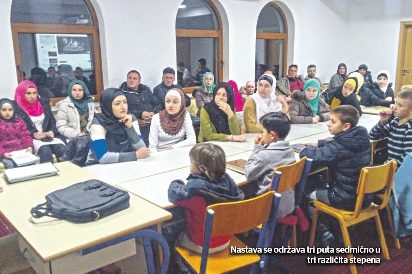 Školu hifza Muftijstva sarajevskog pohađa 500 djece