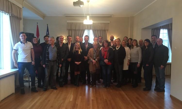 Makarević: Samo organizirana dijaspora može štititi svoje interese u Norveškoj