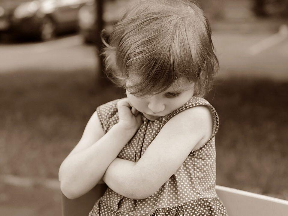 Dijete razumije bolje svoje emocije kada zna kako se one zovu