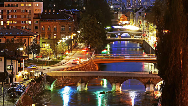 Sarajevski mostovi spajajući dvije obale Miljacke pričaju svoju priču VIDEO