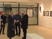 Istaknuti bh. slikar Safet Zec posjetio Općinu Novi Grad