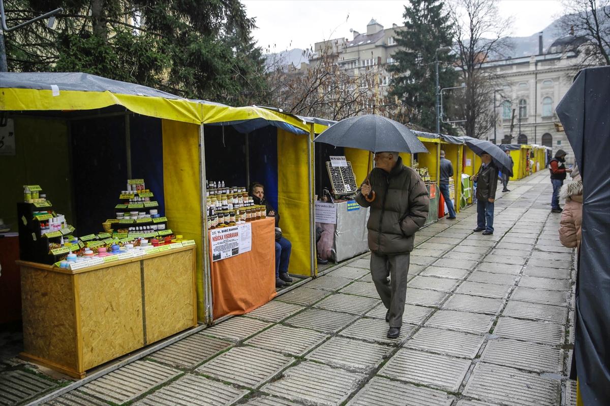 Sajam u Sarajevu: Veliko interesovanje za domaće organske proizvode VIDEO