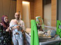 Lijepe vijesti iz Istanbula: Osmijeh na Arslanovom licu, tumor se smanjuje VIDEO