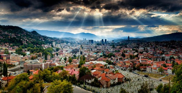 Je l' Sarajevo gdje je nekad bilo?