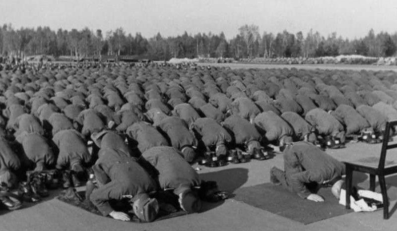 Hitler je zloupotrebljavao islam za političke ciljeve nacista