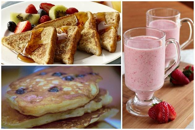 Jednostavne ideje za doručak