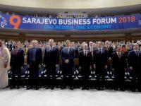 """Počeo 9. Sarajevo Business Forum pod sloganom """"Jedan region, jedna ekonomija"""""""