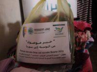 MFS-EMMAUS-ov humanitarni kontejner stigao u Siriju: U toku podjela garderobe