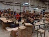 Luxor XL iz Turbeta godišnje proizvede 600.000 stolica