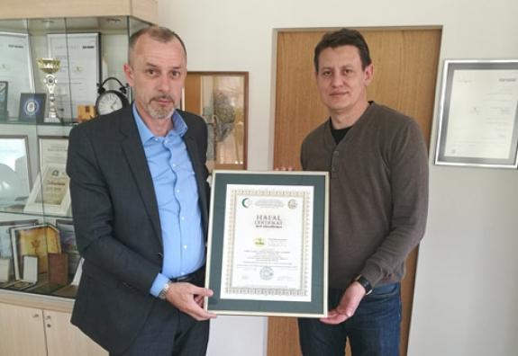 Poljorad Travnik dobio halal certifikat: 33 proizvoda na halal tržištu