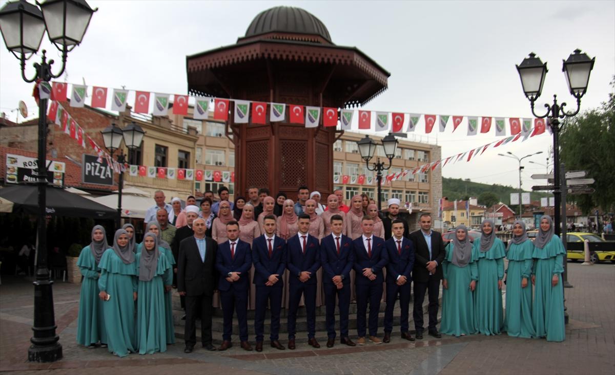 Sandžak: Ispraćena generacija svršenika medresa u Novom Pazaru i Prijepolju