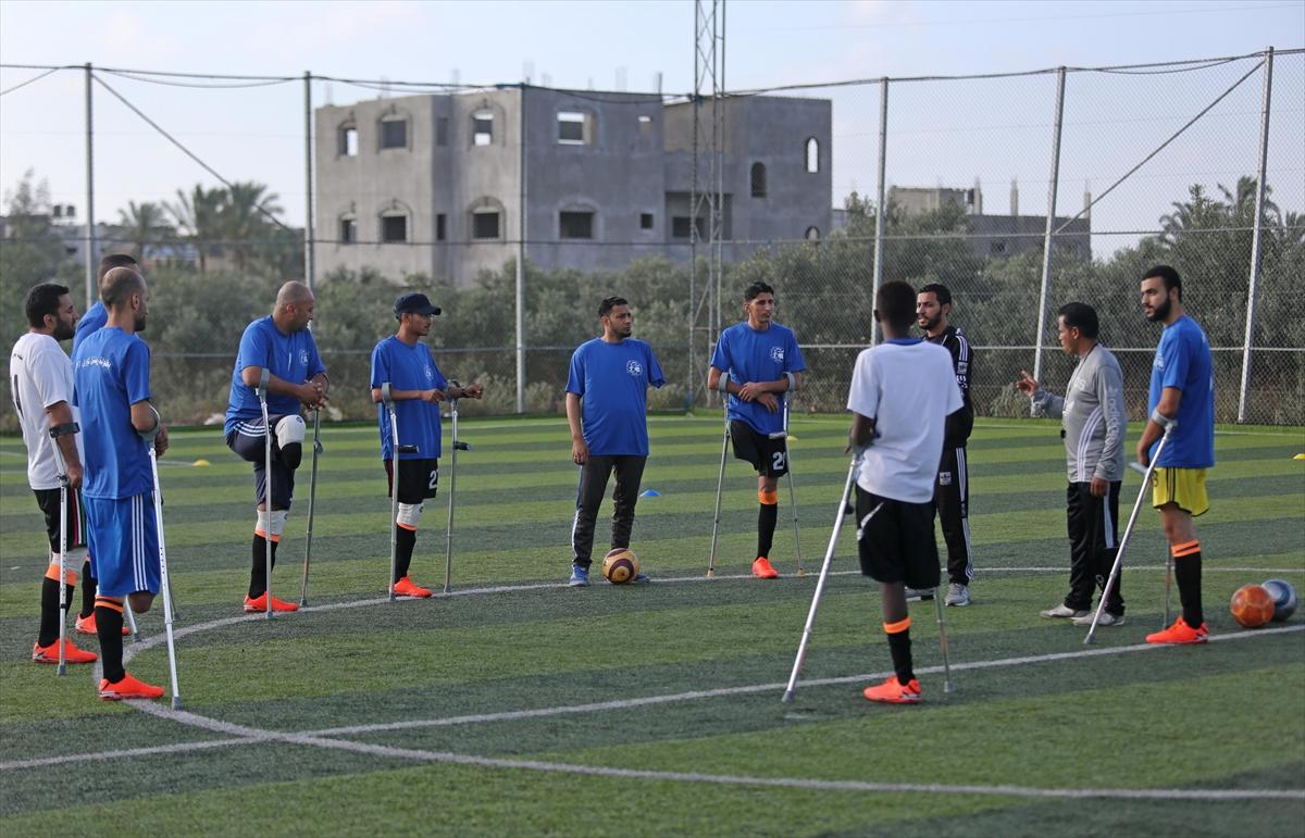U Gazi osnovan prvi nogomenti klub amputiraca