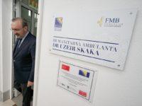 """Podrška Turske humanitarnoj ambulanti """"Dr Uzeir Skaka"""": Donirana oprema vrijedna 500 000 KM"""