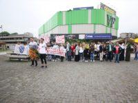 Zenica: Studenti obilježili Dan bijelih traka