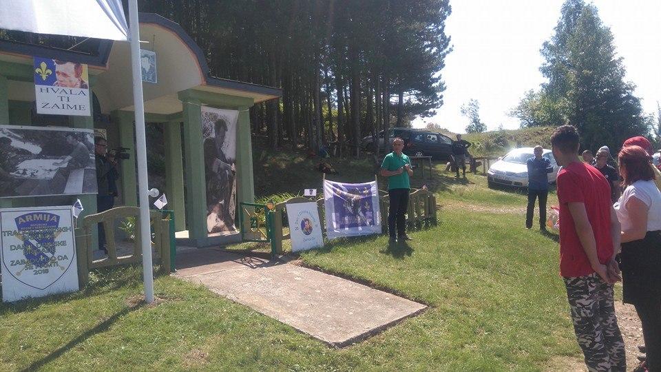 Na mladima svijet ostaje: Sjećanje na legendarnog komandanta Zaima